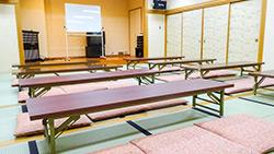 宴会場は勉強会・研修にもご利用可能です